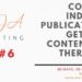 Marketing Tip 6:Contact industry publication, get your content out there..PR